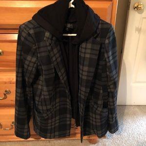 Laundry By Shelli Segal Jackets & Coats - Hooded jacket/blazer!